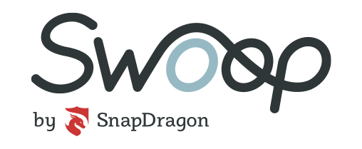 Swoop by SnapDragon Logo