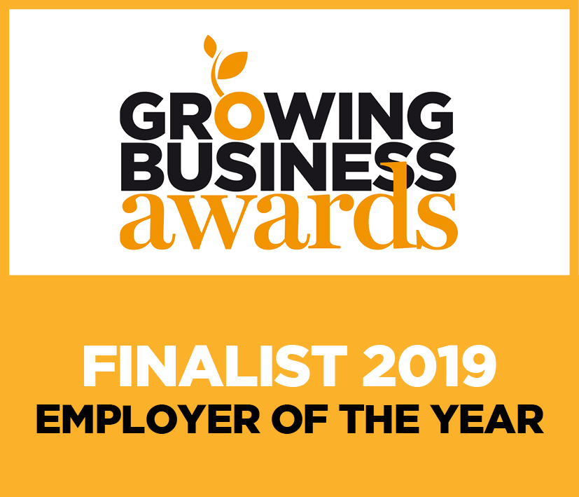 Finalist – Employer of the Year 2019